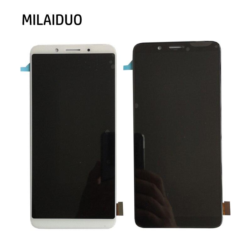 2e45c884f23 AMOLED para OPPO A79 pantalla LCD Super OLED pantalla táctil digitalizador  reemplazo sin marco 100% probado 2160*1080 6,0 pulgadas