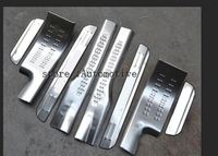 Stainless steel threshold 8pcs/set Door sills for Mitsubishi Outlander 2016 2017 2018