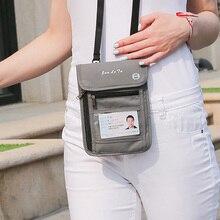 messenger Travel bag Large Capacity men women  Canvas shoulder bag zipper money phone outdoor coin card 2019 summer beach wallet недорого
