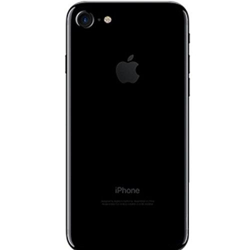 Разблокированный Apple iPhone 7, функция отпечатков пальцев, 4G, LTE, глобальная 32/128 ГБ Встроенная память IOS мобильного телефона 12.0MP gps Quad-Core телефон 1960mA - Цвет: jet black