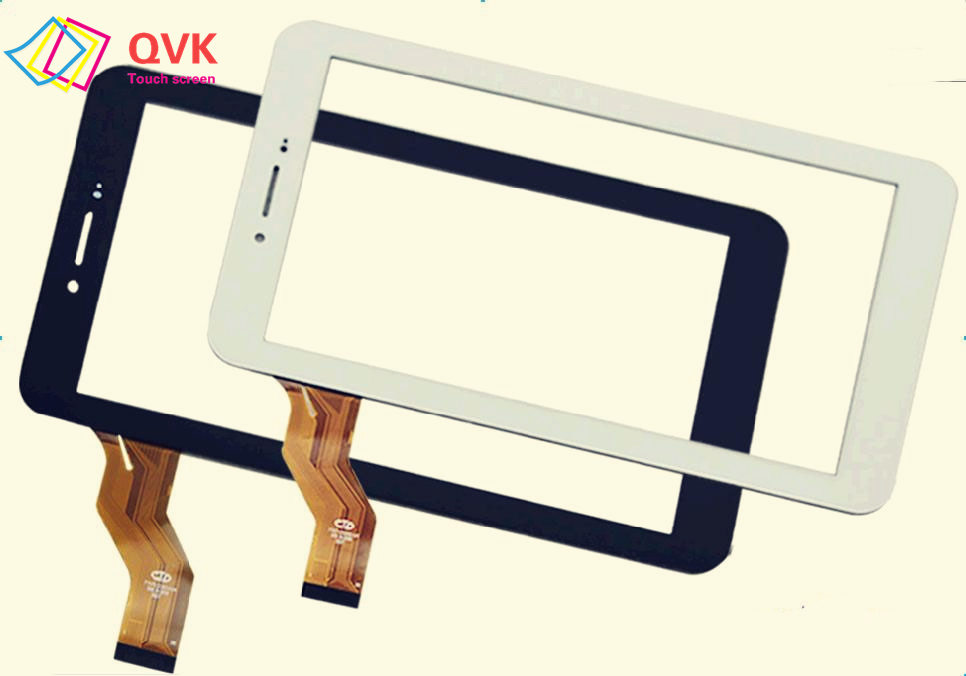 Black 7 Inch For IRBIS TX49 TX76 TX16 TX21 TX51 TX52 TX24 TX22 Capacitive Touch Screen Panel Free Shipping