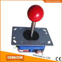 2015 Hot new product 2/4/8 way arcade joystick, game joystick with microswitch for arcade machine