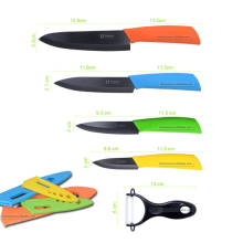 Kitchen Tools Fruit Meat Vegetable Ceramic Knife Set Keenness Blade Kitchenware Sharp Sword Knives Sets Knives Tool