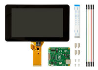 Raspberry Pi Touchscreen 7 Inch LCD Touch Screen Display Module