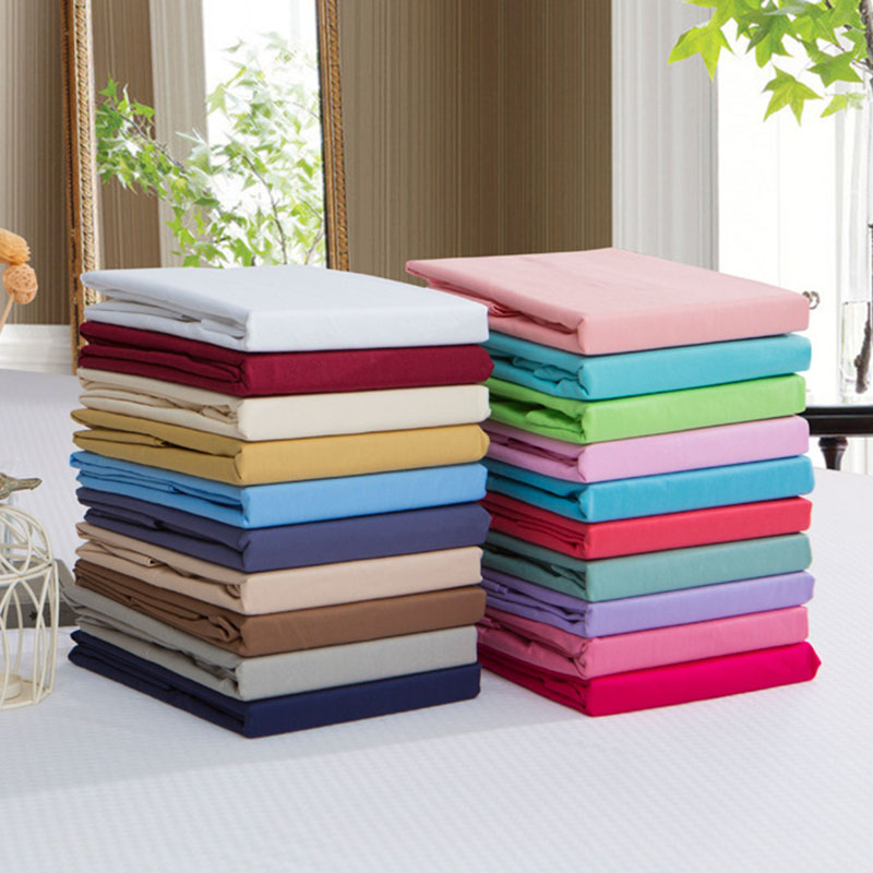 Bed Mattress Cover Dustproof Sheets Soft Comfortable Breathable For Hotel Home Store