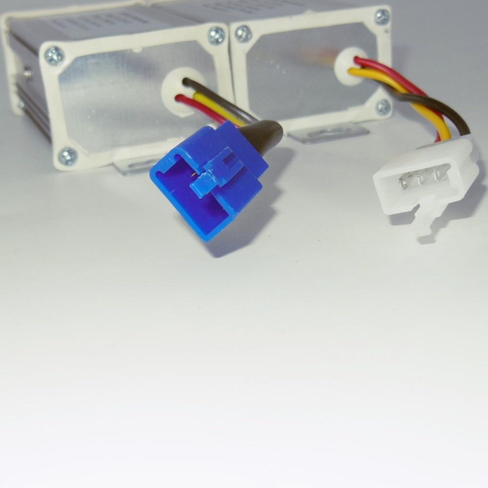 Конвертер DC-DC для электровелосипеда 36 В/48 В/60 в/72 В постоянного тока, универсальный, 12 В постоянного тока 10 А, 72 в, преобразователь DC-DC для электромобиля/скутера/мотоцикла