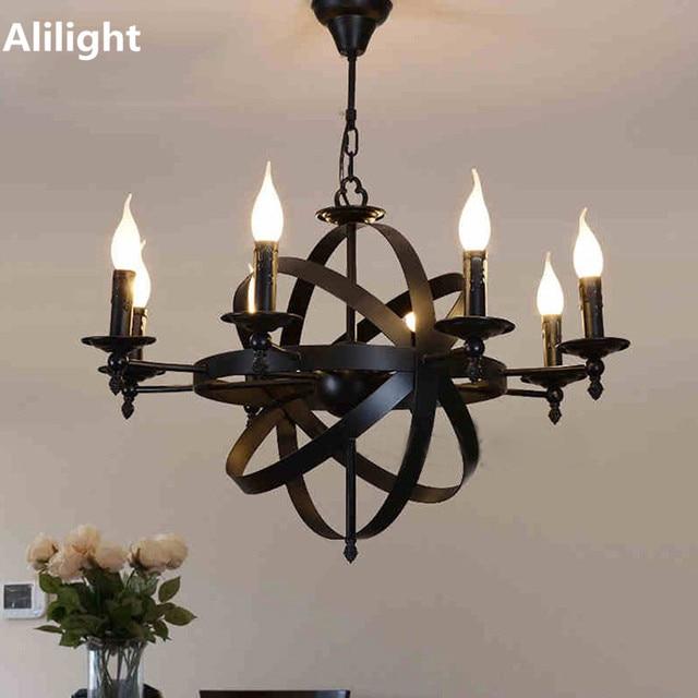 elegant the art of lighting pendant light elegant european iron art chandeliers candle stick shaped home lighting light for meeting hotel living room