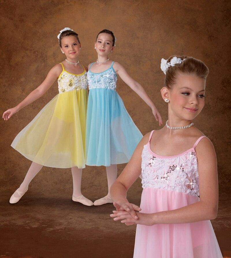 Justaucorps Leotard laste etendusriietus Balleti Tutu kleit klassikalise tantsu kostüümi jaoks Pulmakostüümid Professionaalne