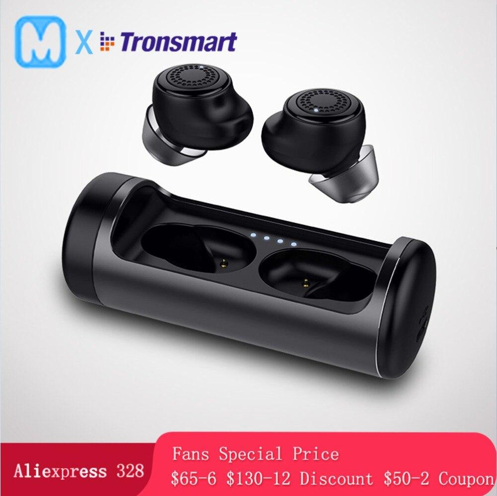 OVEVO Q63 IPX5 wireless earphones microphone wireless inear earphone bluetooth noise reduction 18 hoursbattery tiny earphone