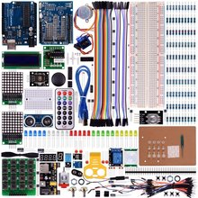 Miroad K27 For the Arduino Starter Kit Ultimate Uno R3 Programming Robot Kits Pro Mini atmega due Mega Nano Projects