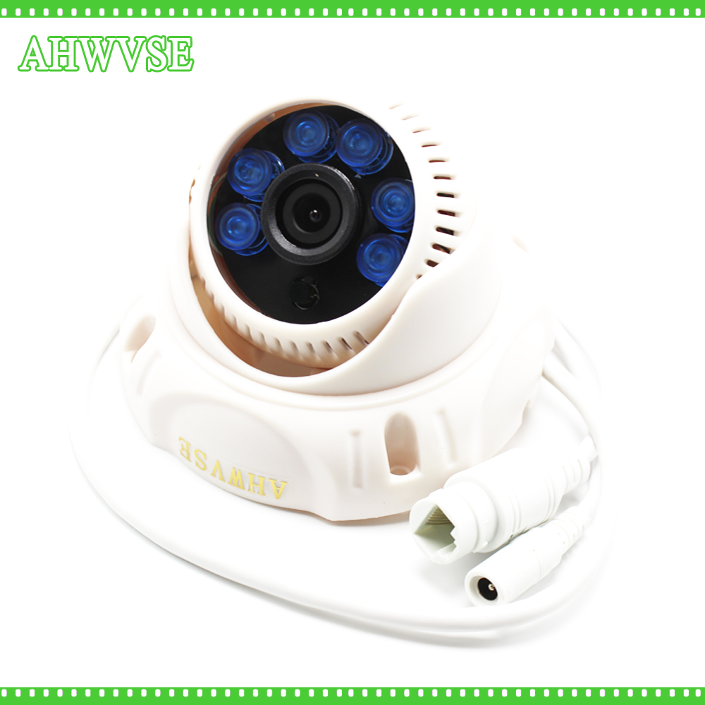 H.265 1080P IP Camera Onvif IR Night Vision P2P H.264 2MP 1080P CCTV Security indoor Dome Camera Android h 265 h 264 1080p dome security surveillance cctv 4mp ip camera ir night vison onvif 2 0 network indoor cam p2p phone view