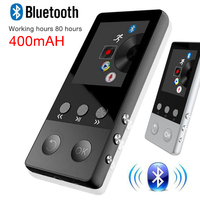 Bluetooth MP4 Player 8GB 1.8 Inch Screen FM Radio E book Audio Video Player Gift 2 Colors