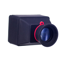 NEW 3.2 3.0 LCD 3x SLR Micro Single Screen Zoom Viewfinder Shading/Sun Mask for DSLR Mirrorless Cameras For canon Nikon camera universal fit st 1 lcd viewfinder 3 3 2 for canon nikon sony olympus dslr cameras