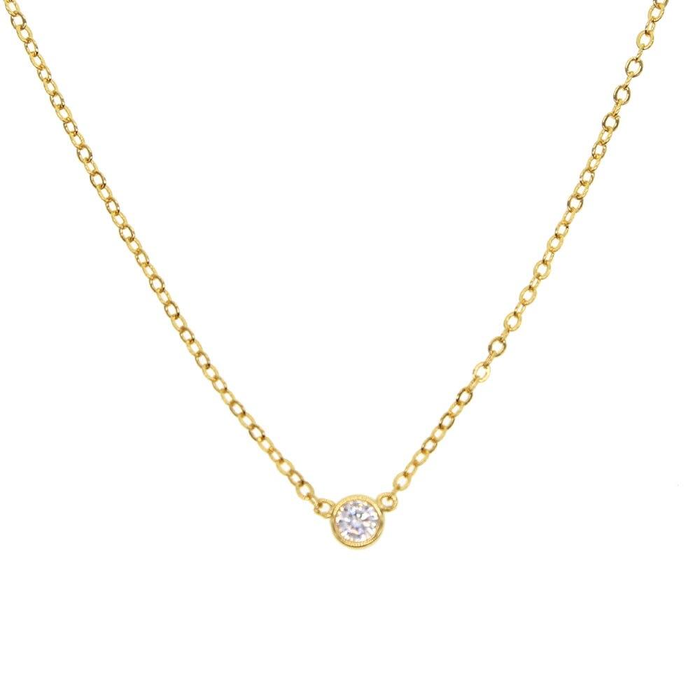 Ztung XDS2 pour femmes vente chaude bijoux 925 collier en argent pour femmes et hommes 45 cm chaîne 18 k plaqué or