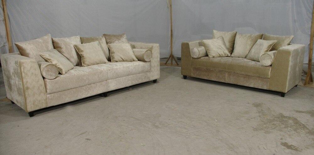 2015 New Style Fabric Sofa High Grade Living Room Furniture Sofa Seats  Classical European Style Wood