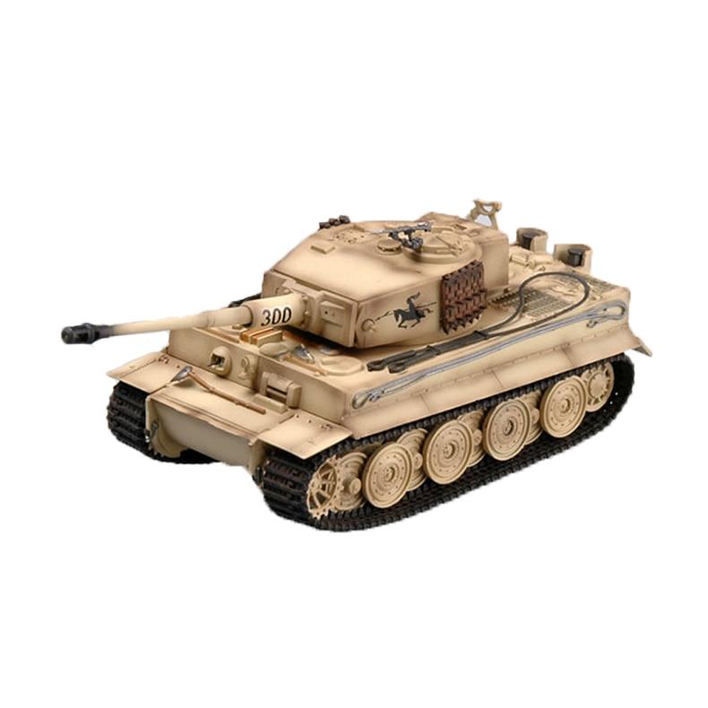 Chanycore Easy Model Pz.Kpfw VI Tiger I Later #300 sPzAbt 505 Russia 1944 German Heavy Tank Finished Model Kit 1/72 36219 4368 1 43 pz kpfw vi tiger ausf b world war ii german tiger heavy tank alloy tank model collection model
