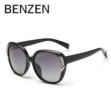 BENZEN Polarized Sunglasses Women Luxury Female Sun Glasses BlackDesigner  Ladies Shades Sunglases  Eyewear With Case 6086