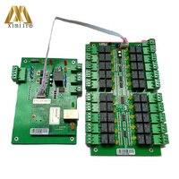 Управление 20 этажей RFID Лифт контроль доступа плата управление Лер лифт система контроля доступа DT20/DT20K
