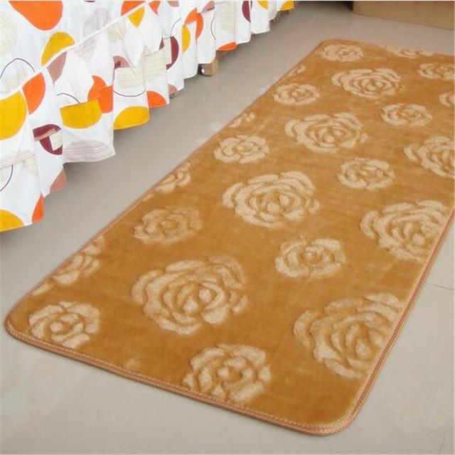3D Gedruckt Rose Teppiche Für Wohnzimmer Kinder Kinder Schlafzimmer Teppich  Küche Teppiche Badematten Heimgebrauch