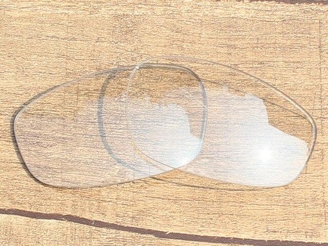 Crystal Clear Замена Линзы Для Сплит Куртка Очки Кадр 100% UVA и UVB Защиты