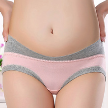 Good Quality Pregnant Underwear Low-waist Women Maternity Panties Pregnancy Knickers Underpants Intimates Briefs Clothes