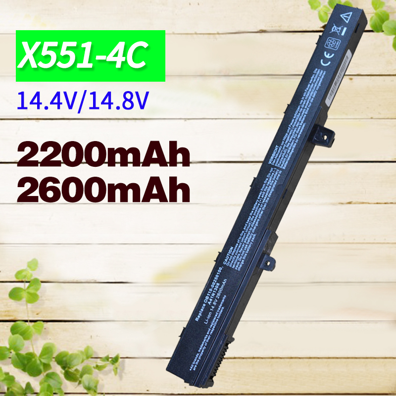 laptop battery for Asus A41N1308 A31N1319 X451C X451M X551C X551CA X551M A31LJ91 X451CA X451 X551 0B110-00250100laptop battery for Asus A41N1308 A31N1319 X451C X451M X551C X551CA X551M A31LJ91 X451CA X451 X551 0B110-00250100