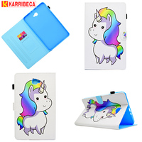 Magnet PU Leather Case For Samsung Galaxy Tab A 10 1 2016 T580 T585 Coque Kryt
