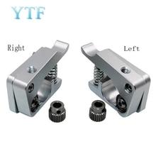Remote-Direct-Extruder Extrusion Bowden Aluminum-Part MK10 Metal Extruder75mm 3d-Printer