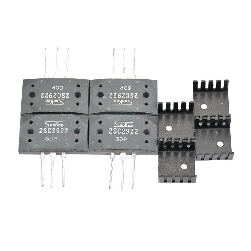 AIYIMA NAIM NAP140 AMP CLONE KIT 2SC2922 amplificateur de puissance carte Amplificador Kits AMP pour bricolage 2.0 canaux J163 - 5