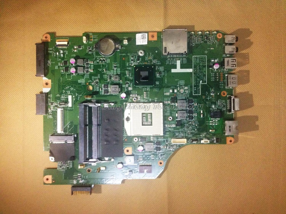 SHELI laptop Motherboard for dell inspiron 3520 CN-0W8N9D for intel cpu with integrated graphics card 100% tested Fully hot for lenovo z500 laptop motherboard viwzi z2 la 9061p z500 2g video card with graphics card ev2a 100% tested