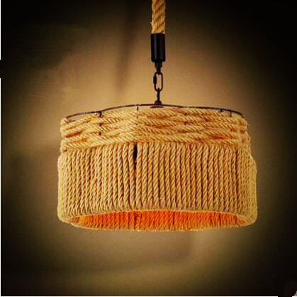 Lampen Loft Style Retro Rope Lampe Edison Industrial Lamp Vintage Pendant Lights Fixtures Luminaire Handing Lighting Lamparas очки солнцезащитные moschino очки солнцезащитные