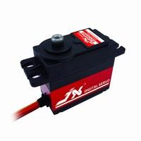 JX PDI 6208MG 8kg Metal Sports Car Drift Car Digital Servo