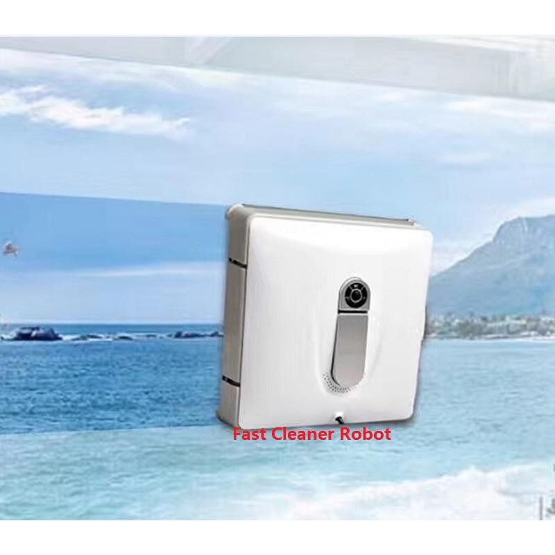Fernsteuerungsfenster-Reinigungsroboter Voller intelligenter - Haushaltsgeräte