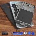 Original carcaça do telefone móvel completo quadro moldura da tampa do caso shell para samsung galaxy grand prime g530 g530 único cartão