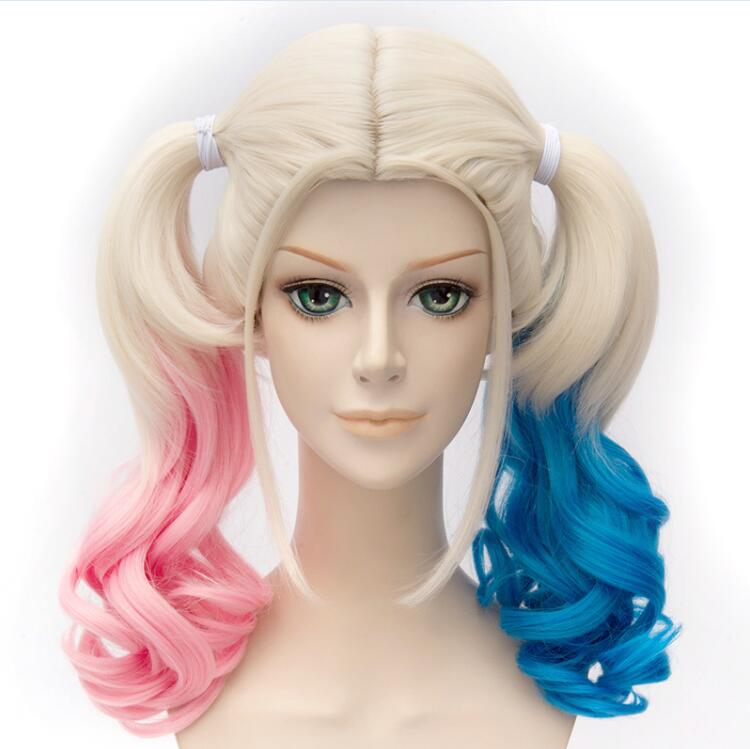 Blonde Halloween Wigs