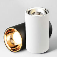Surface Mounted 15W COB LED Downlight Round 220V 230V 240V 110V LED Bulb Bedroom Kitchen Indoor LED Spot Lighting
