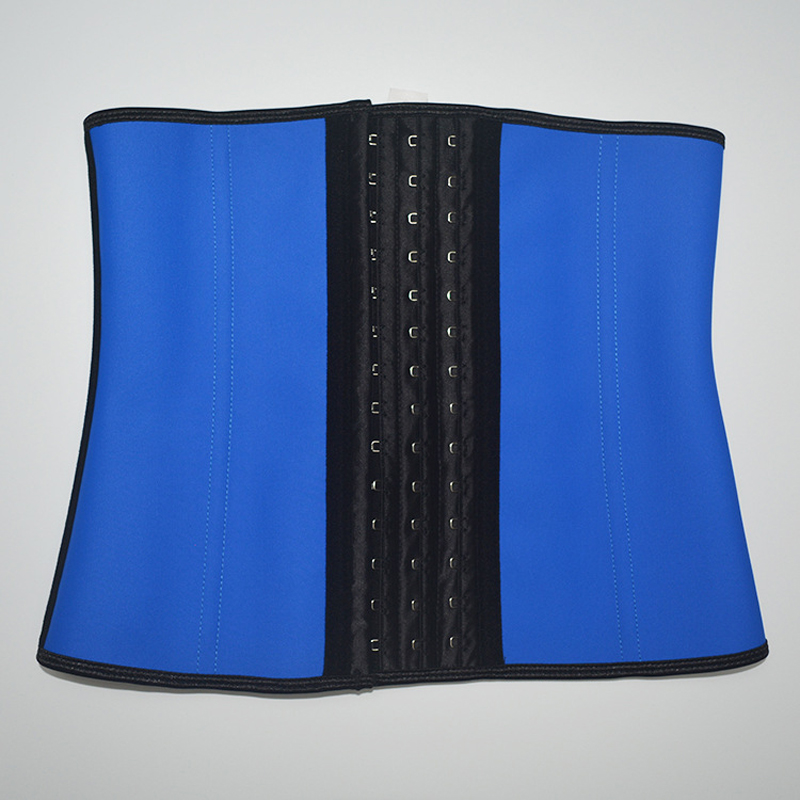 Elastic Adjustable Belt Corset Steel Boned Neoprene Tummy Stomach Waist Slimming Vest Corset Women Fat Burning Weight Loss Belt