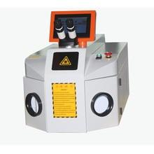 Хорошее рабочее усилие лазерная точечная сварочная машина для ювелирных изделий