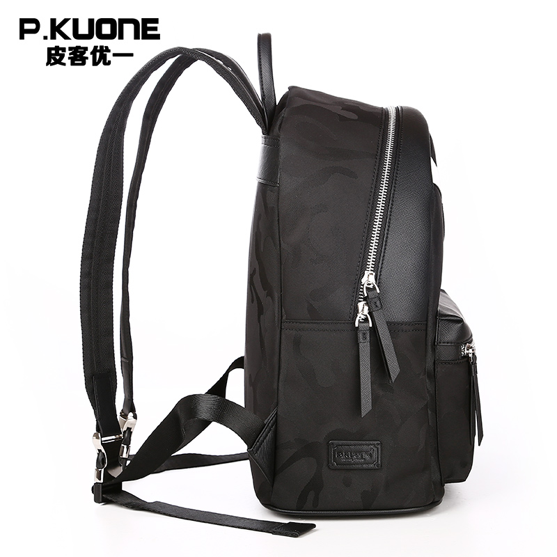 P.KUONE Brand Camouflage Monster Eyes School Backpack Men Printing Laptop  Backpack Male Teenager Emoji Backpack Bag sac a dos-in Backpacks from  Luggage ... 5826402e9613d