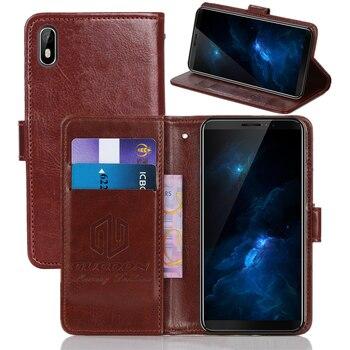 Перейти на Алиэкспресс и купить Классический чехол-кошелек GUCOON для Cubot J5 R15 X19 Quest Lite, чехол из искусственной кожи, винтажные флип-кейсы, модная сумка для телефона, щит