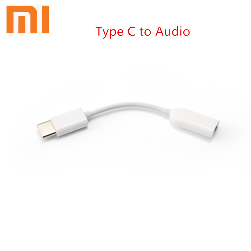 Image 5 - Original Xiaomi Earphone Adapter USB3.1 Type C To 3.5mm Female Cable Music Headphone Connector Converter MI 9 6 6X 8 8SE Note 3-in Mobile Phone Cables from Cellphones & Telecommunications