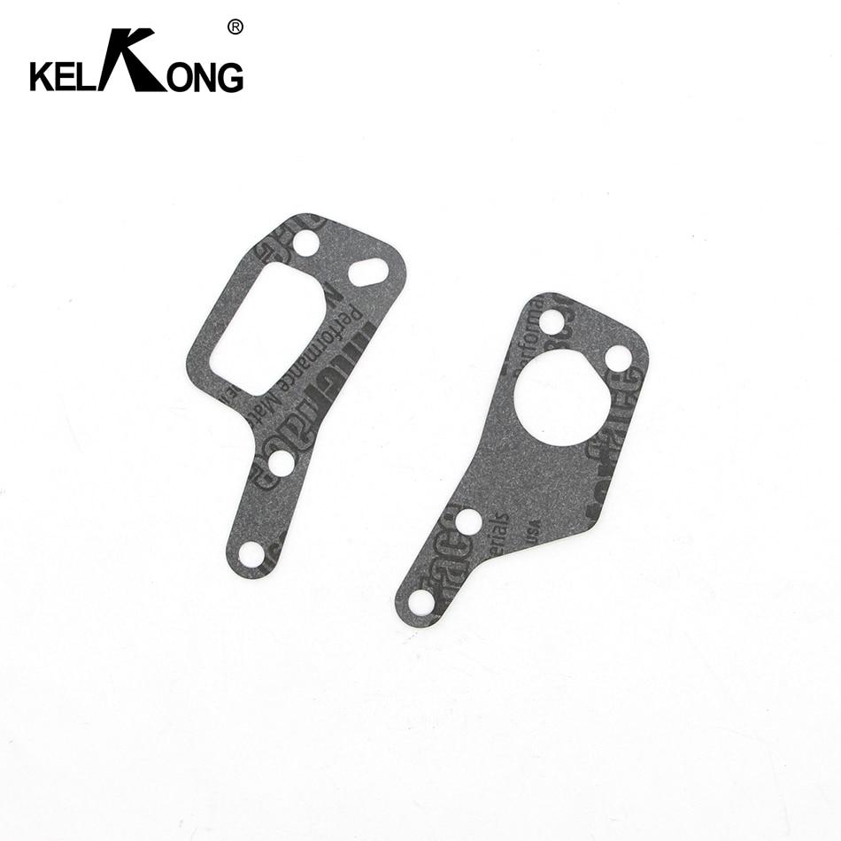 KELKONG 1 Set Carb Kit For Zama M1M7 RB19 McCulloch Chain Saw Mini Mac 110  120 130 140 Carb Chainsaw