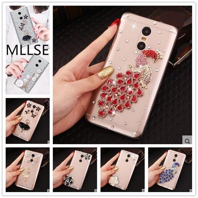 info for d77b4 65e02 US $1.69 |MLLSE Luxury bling rhinestone diamond back Cover Case For XiaoMi  RedMi Note 5A Note 4 Note 4X Pro Prime Redmi 4 Pro 5A 4A 4X-in Rhinestone  ...