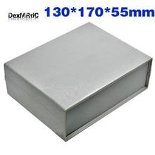 Электронный пластиковый ящик для инструментов Чехол DIY-130*170*55 мм