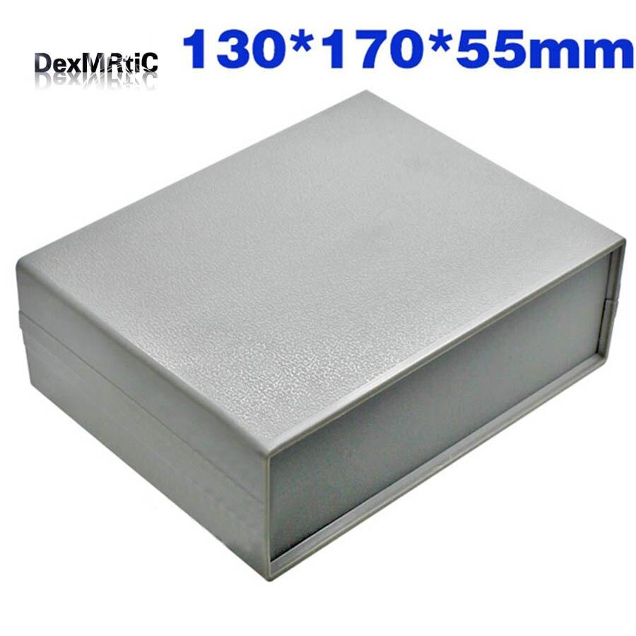 Electronic Plastic Project Box Instrument Enclosure Case DIY -130*170*55MM NEW