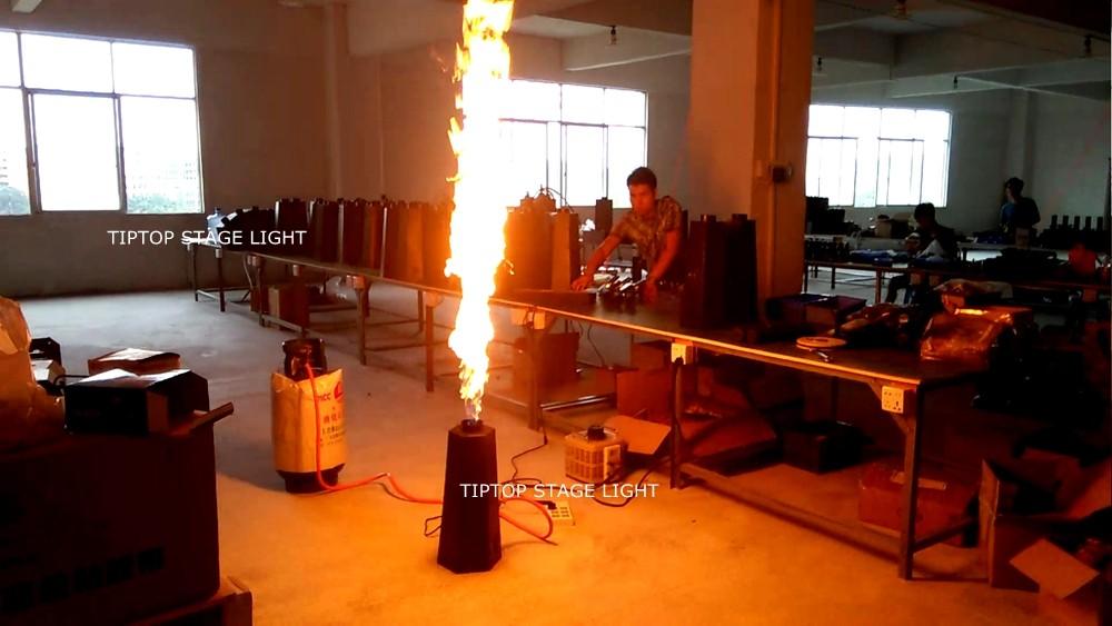 Gás Liquefeito de petróleo Máquina de Fogo