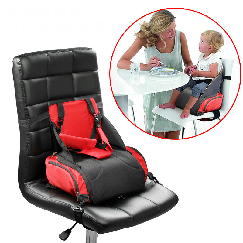 ultra portable folding baby chair dining chair can be mom's bag multifunctional bag many pockets fashion baby chair free shipping children s meal chair portable multifunctional baby dining chair for more than 6 month baby use