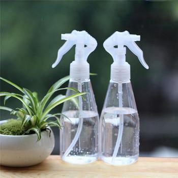 Spray czyszczący butelka krajobraz drobny pusty mgła butelka z rozpylaczem spust plastikowa butelka na wodę podlewanie czyszczenie ogród 200ml tanie i dobre opinie Trigger Z tworzywa sztucznego