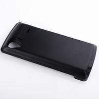 3800mAh Rechargeable Backup Battery Charger Case For LG Google Nexus 5 D821 D820 External Power Bank