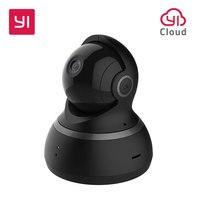 Yi купол Камера 1080 P Беспроводной IP Security Системы Скрытого видеонаблюдения 360 градусах Ночное видение облака EU Услуги доступны
